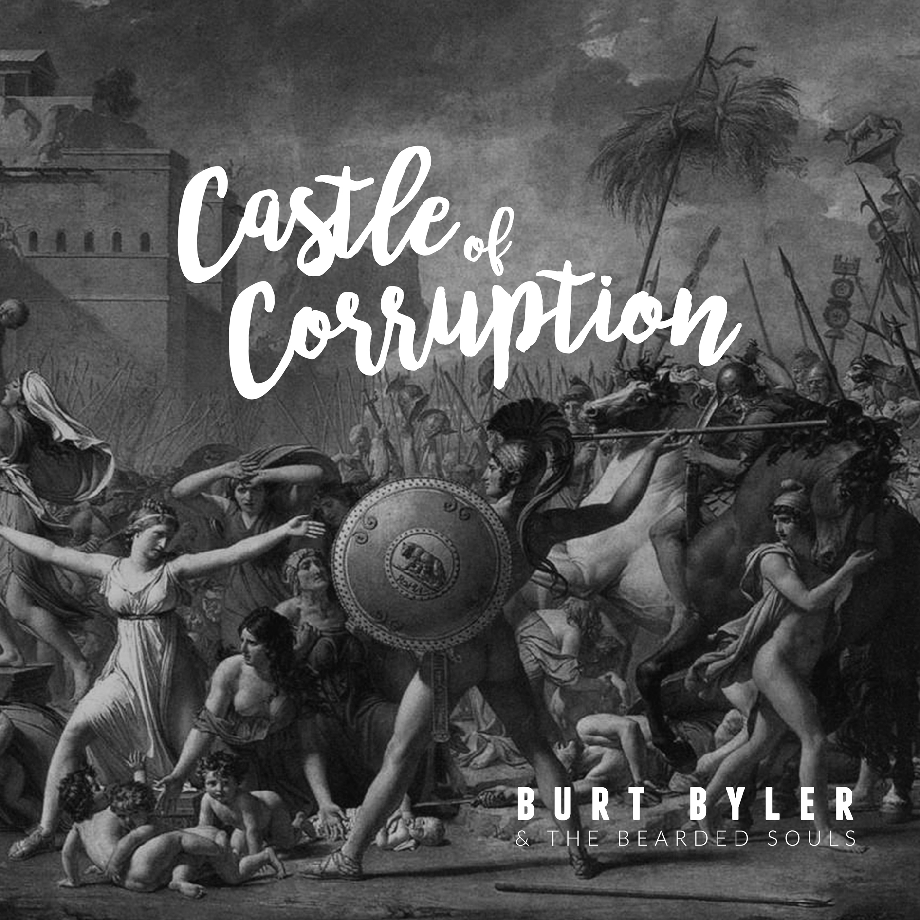 Castle Of Corruption CD